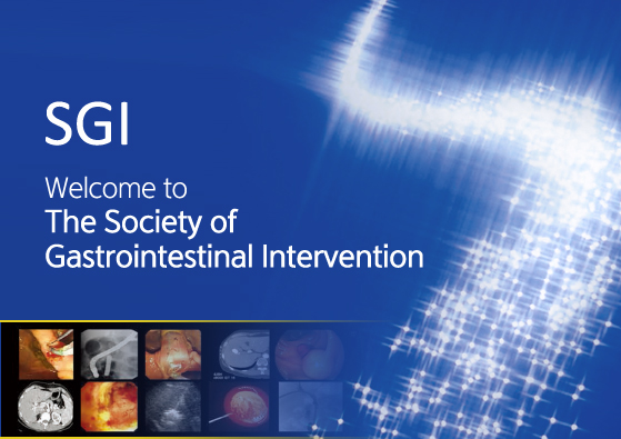 SGI Welcome to The Society of Gastronintestinal Intervention